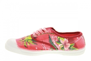 b-team-bensimon-lacets-hawaii-rouge