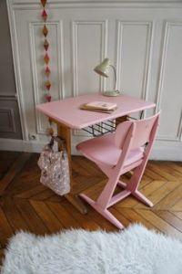 Pupitre et chaise casala (www.petit-toit.com)