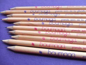 Crayon à papier Boumaga