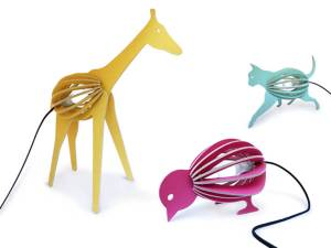 Lampes ZOOO