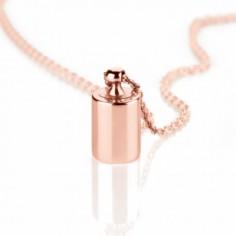 collier-mon-millieme-personnalisable-plaque-or-rose